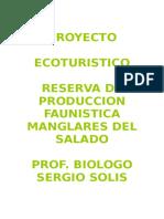 Proyecto Solis