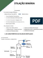 Destilação Binária McCabe