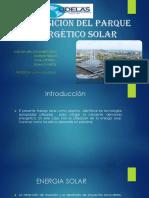 Composición Del Parque Energético Solar