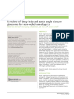A review of drug-induced acute angle closure glaucoma for non-ophthalmologists .pdf