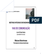 VC Misturas Betuminosas Formulacao Aula16