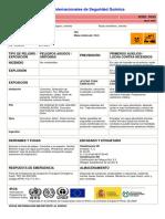Ficha de Seguridad Cloruro de Hidrogeno.pdf