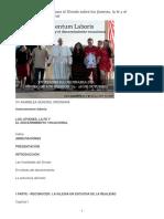 Instrumentum Laboris Para El Sinodo Sobre Los Jovenes 2018