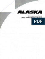Manual de Utilizare Alaska Bm2600