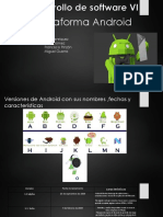 Plataforma Android Ds6