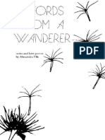 OceanofPDF.com Words From a Wanderer - Alexandra Elle