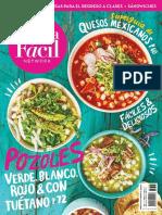 Cocina Fácil México - Agosto 2018