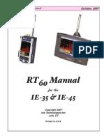 IEx5 RT60 Manual
