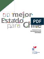 Un Mejor Estado Para Chile Desentralizacion