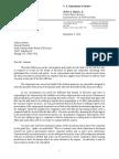 Subpoena Response US Attorney