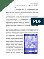 AMPLIACIONES PENDIENTES DEL METRO DE LA CDMX