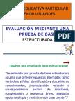 modelopruebasdebaseestructurada-140618202002-phpapp01.ppt