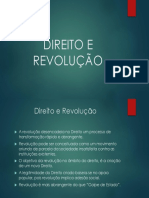 Direito e Revolução