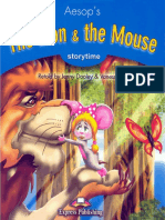 Aesop 39 s the Lion and the Mouse Storytime