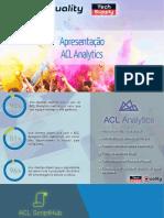 Apresentação ACL Analytics