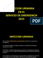 Infeccion urinario emergencias