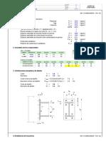 Diseño Conexion End-plate Ipe220