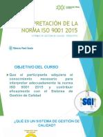 Intepretación IS0 9001 2015.pptx