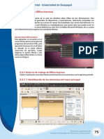 Modulo INF-1 Guia 1.4 Ofimatica - Presentaciones - Openoffice