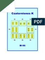 M-96 Cuaterniones K 25-9-18