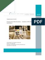 Postmortem Biochemistry-Analysis of Metabolic Imbalance