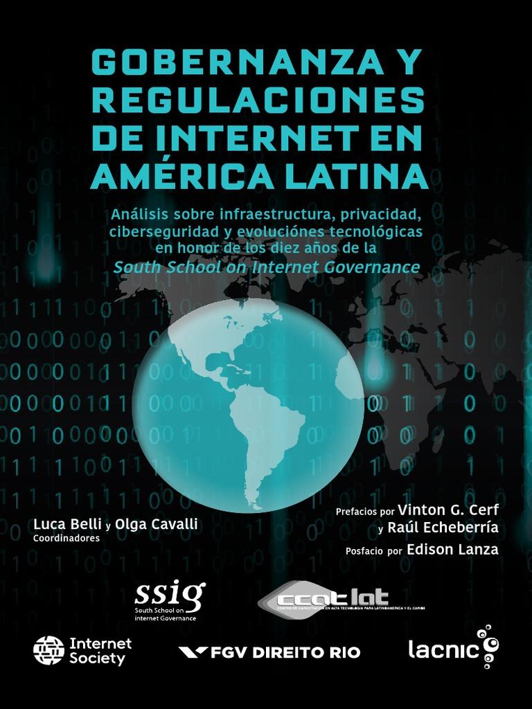 dd9fe5378b Gobernanza y Regulaciones de Internet en America Latina