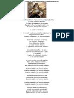 Canto Coral a Tupac Amaru