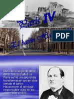 Paris Baron Haussman