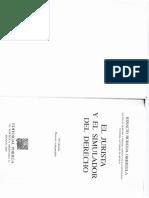El Jurista y El Simulador Del Derrecho - Copia