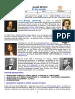 1.- Biología y Método Científico