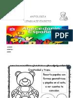ANTOLOGIA+DE+ESPAÑOL+2018-2019+ELIZABETH
