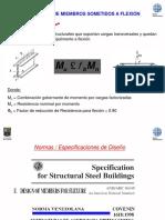 DOEST_M6_T1_P4_Diseño de Miembros en Flexión y Corte