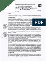 Reglamento N°11-2018-UNAB