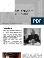 Maison Ozenfant Le Corbusier