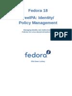 Fedora 18 FreeIPA Guide en US