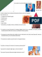 anamnesis de constipacion