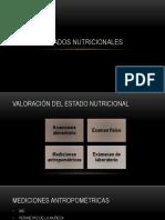 Estado Nutricional Semiologia