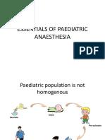 3. ESSENTIALS OF PAEDIATRIC ANAESTHESIA.pptx