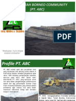 Company Profile PT. ABC