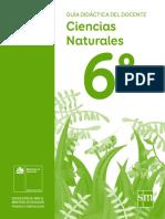 Ciencias Naturales 6º básico-Guía didáctica del docente tomo 1.pdf