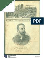 El Perú Ilustrado - 5 de Octubre 1889