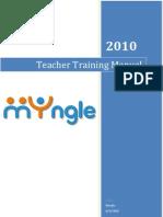 Teacher Training Manual-1