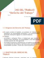 Tema 1 Derecho Del Trabajo