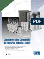Capacitores para Correccion de Factor de Potencia.pdf
