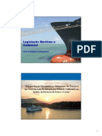 Legislação Marítima e Ambiental