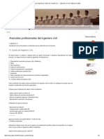 Colegio de Ingenieros Civiles SALARIO MINIMO