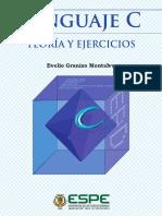 Granizo, Evelio - Lenguaje C, Teoria y Practica.pdf
