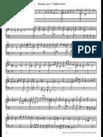 Sonata Per i'Offertorio