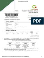 Certificado Medico Cruz Roja