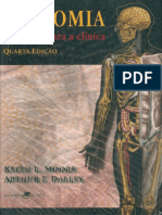Anatomia Orientada Para a Clínica - Moore - 4a Ed